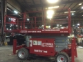 Used Equipment Sales MEC 3772RT 37  DF RT SCISSOR OUTRIGGERS in Chicago IL