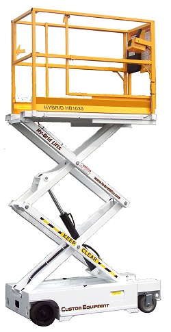 Where to find 8  ELEC SCISSOR LIFT  HYBRID 830 in Chicago