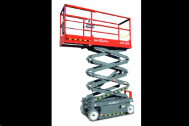 Where to find 20  N ELEC SCISSOR LIFT in Chicago