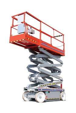 Where to find 26  N ELEC SCISSOR LIFT in Chicago