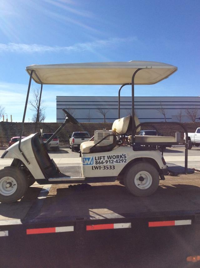 Where to find UTILITY GOLF CARTS ELEC   GAS in Chicago