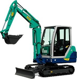 Where to find MINI EXCAVATORS 65HP in Chicago