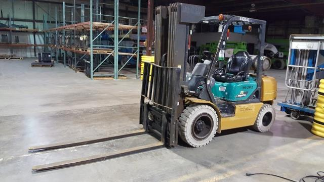 Where to find 5K FORKLIFT QUAD MAST in Chicago
