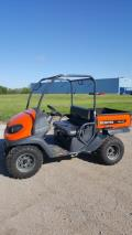 Used Equipment Sales KUBOTA RTV400CI-H W OPEN CAB in Chicago IL