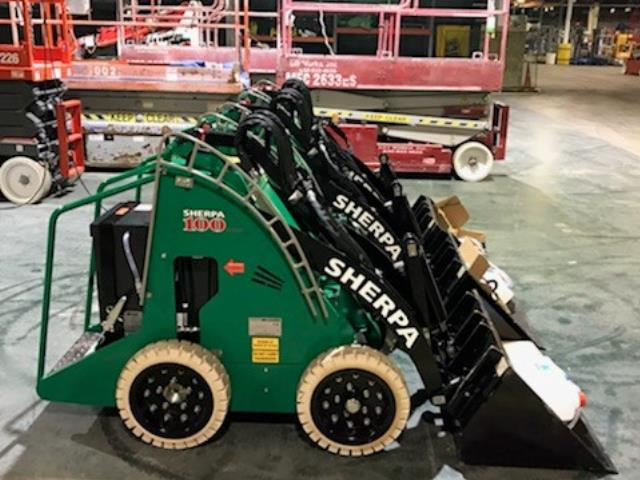 Where to find SHERPA SKID STEER LOADERS in Chicago