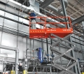 Rental store for SKYJACK SJ3215 15  ELECTRIC SCISSOR LIFT SALES in Chicago IL