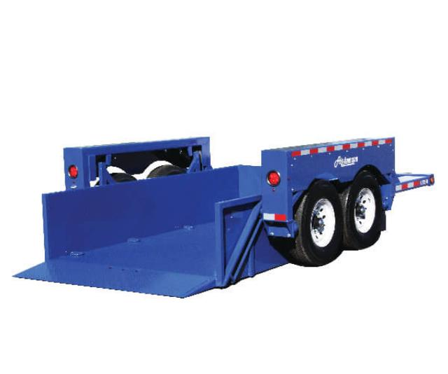 Where to find AIR TOW TRAILER - RT14-10 FLAT BED SALES in Chicago