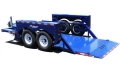 Rental store for AIR TOW TRAILER - T16-9 FLAT BED in Chicago IL