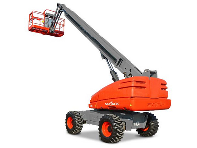 Straight Stick Boom Lift Rentals in Chicagoland, Naperville, St. Charles IL, Schaumberg, Rockford IL
